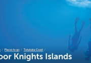 Whangarei: Love it here! – Poor Knights Islands