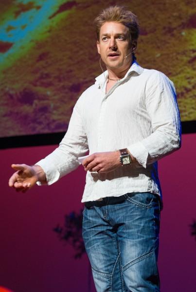 TEDx Ellis Emmett