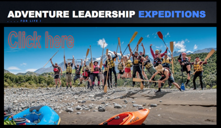Adventure Leadership Expeditions Clarence Rafting